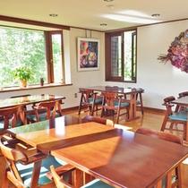 *【食堂】朝夕ともにこちらでご用意いたします。