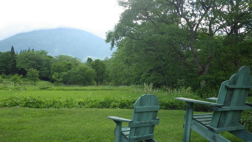 *【ガーデン】清々しい空気を感じられる場所。