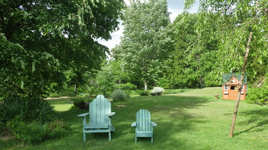 *【ガーデン】美しく整えられた空間で寛ぐ…