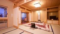 露天風呂付特別和室【美湯の間】