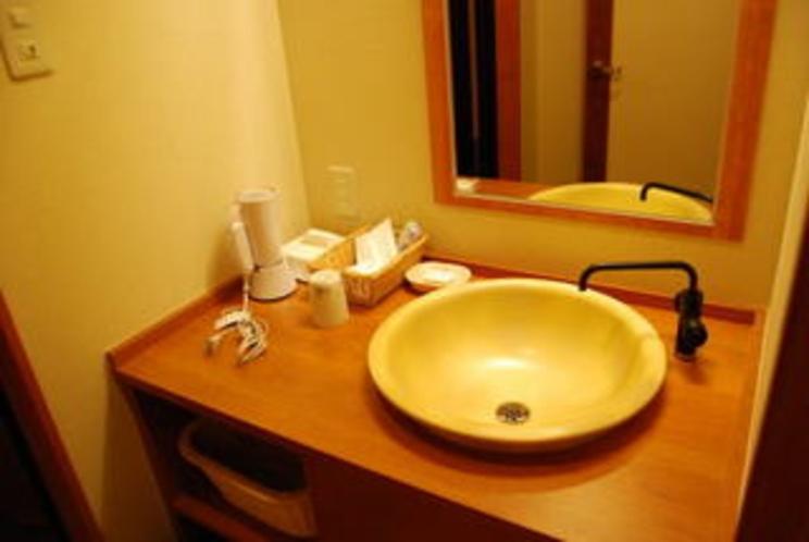 213号室洗面