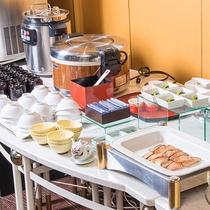 【朝食バイキング】和食