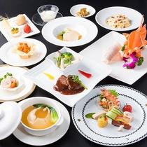 金剛飯店 料理一例