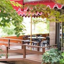 ホテル外観(レストラン プルメリア)