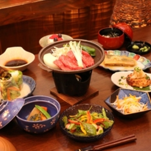 夕食(全体)