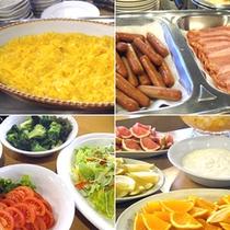 ■朝食~洋食派の方へ~