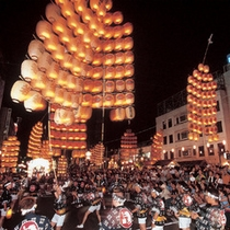 ■夏の祭典 秋田竿燈祭り