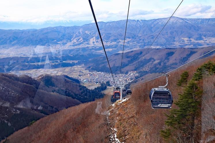 野沢温泉スキー場 ニユーゴンドラ(2020.12~)