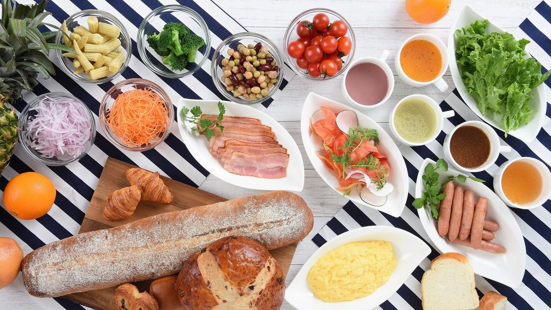 朝食:せとうち朝食イメージ