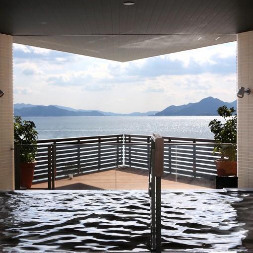 広島温泉「瀬戸の湯」(3F)