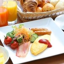 朝食:パノラマ朝食ブッフェ(和洋ブッフェ)