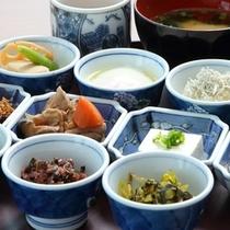 ●朝食:和洋ブッフェ