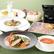 【2019年秋】記念日でのご利用に最適♪シェフが趣向を凝らしたお料理の数々(中華イメージ)