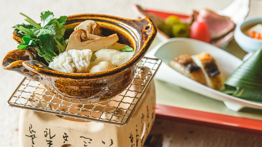 秋松茸(※写真はイメージです)