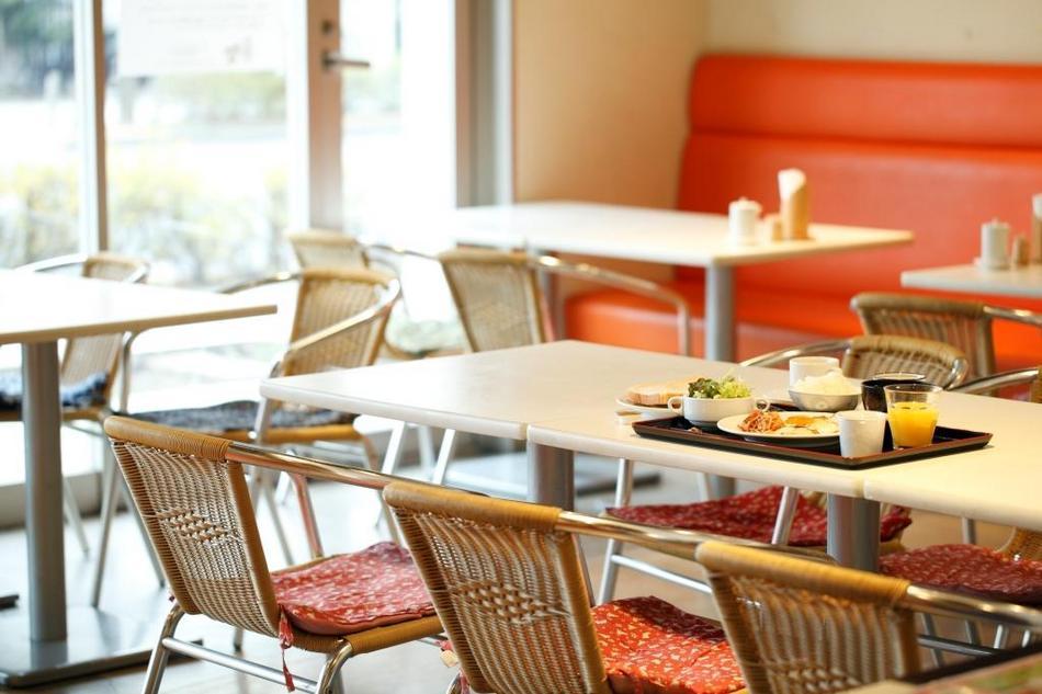 1階レストラン「福島屋食堂」