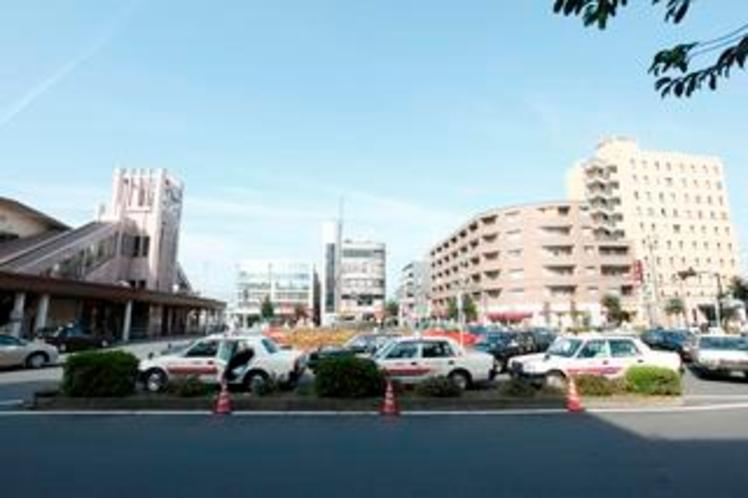 羽村駅東口から徒歩1分の好立地