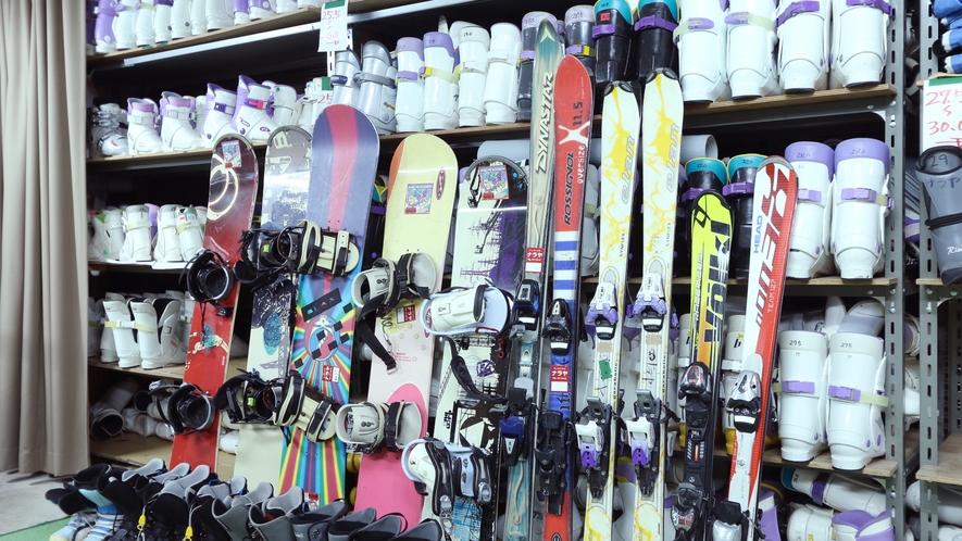 スキーレンタル (3)