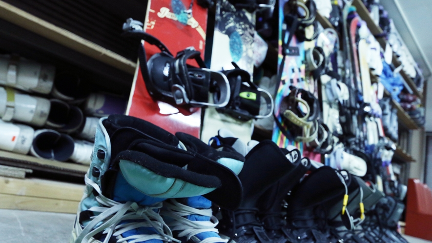 スキーレンタル (2)