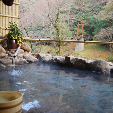 絶品!料理長おまかせ会席宿泊プラン【自然を感じる旅】