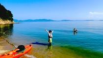 ・瀬戸内海の綺麗なブルー!