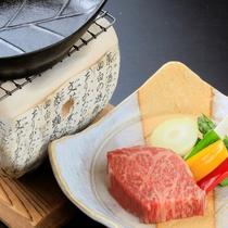 和牛のお食事