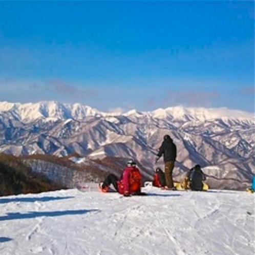 スキー場第9