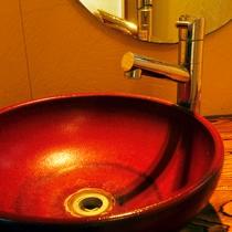 洗面所◆なんだかほっと落ち着く空間です♪