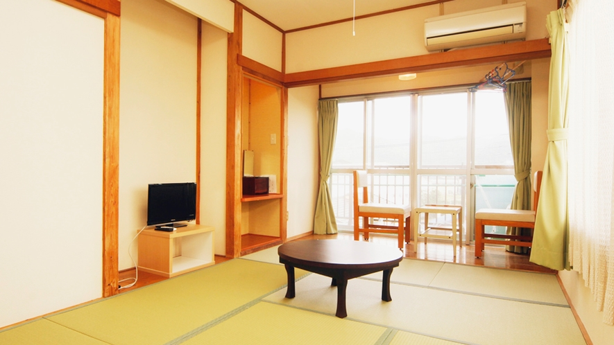 ◆本館和室 気兼ねなくゆっくりとお過ごしいただけます。
