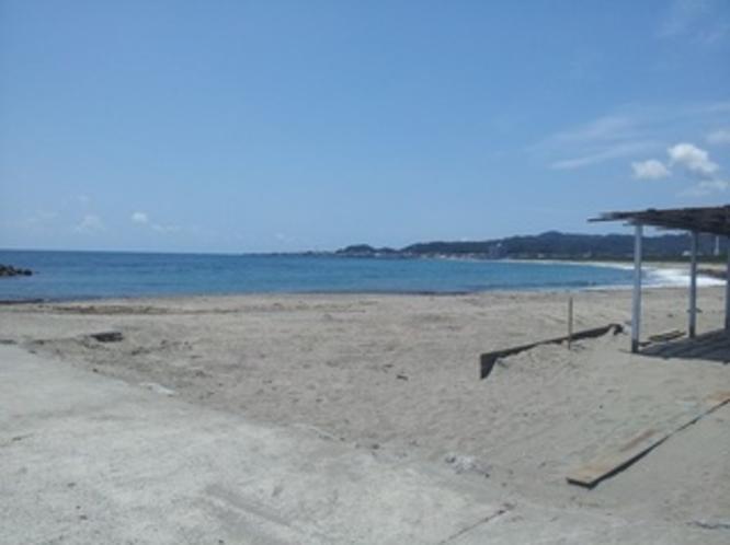 瀬戸浜海水浴場