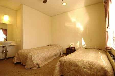 客室ツインルーム