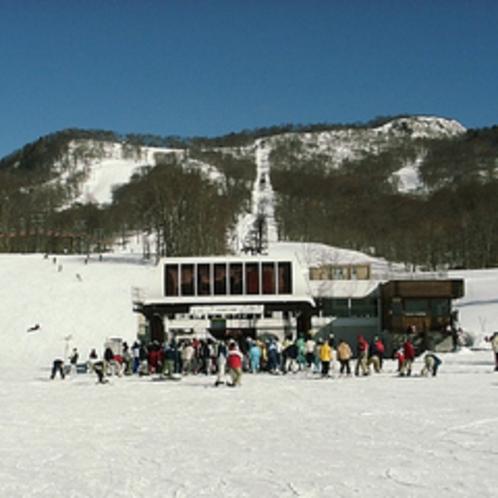 たんばらスキーパーク2