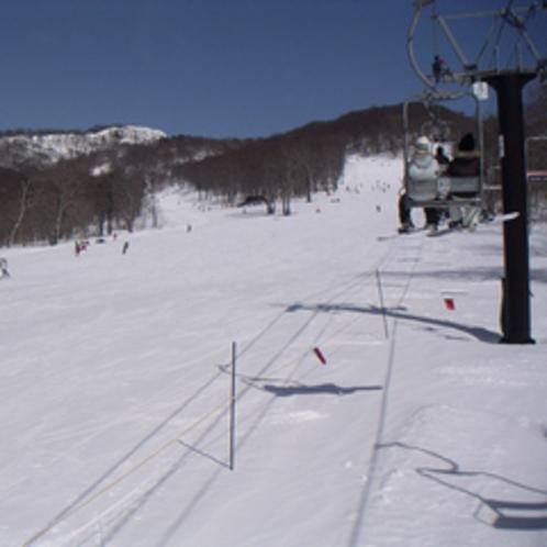 粉雪のたんばらスキーパーク