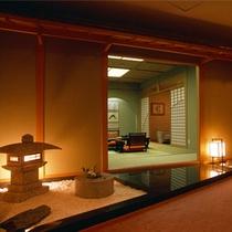 露天風呂付 客室