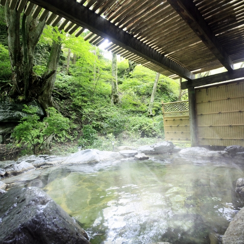 温泉大浴場(露天)
