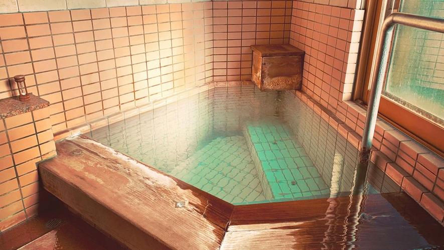 ・貸切風呂は空いていればいつでもご利用頂けます