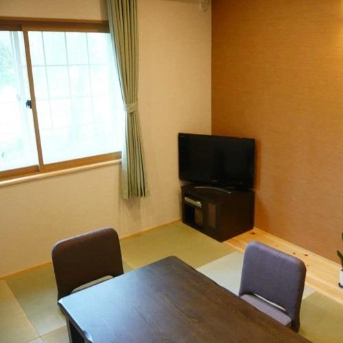 101号室(スイート)和室・洋室2室...