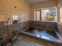 温泉ジェット風呂(内湯)
