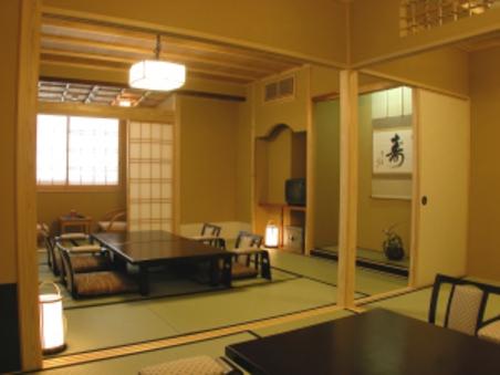 <1日1室限定>温泉付特別和室 【和風スイート】□禁煙□