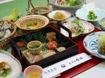 健康食材懐石料理例1