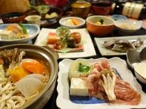●秋・冬の健康会席料理 肉
