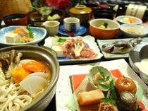 ●秋・冬の健康会席料理 前菜