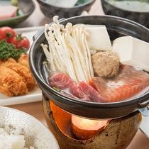 *お夕食/日替わり和定食(一例)