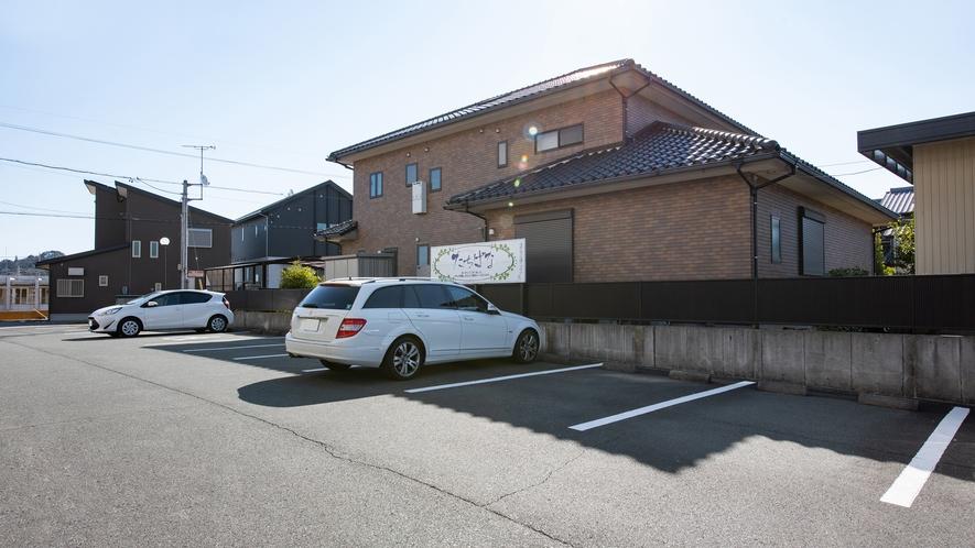 *駐車場/無料駐車場完備。先着25台まで
