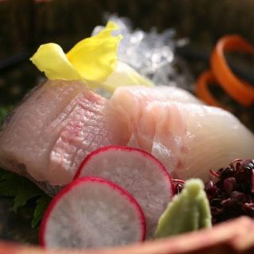 川魚のお造り