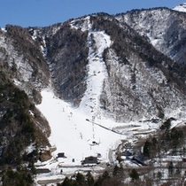 平湯スキー場
