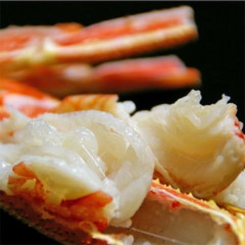 冬の味覚 焼き蟹(イメージ)