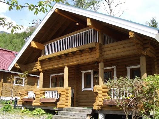 貸別荘は連泊が楽しい。【かけ流しの温泉:露天風呂付】4〜6名。何といっても自炊の宿は気楽だ!!