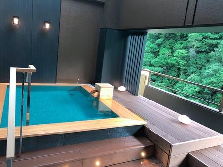 【禁煙数奇屋丸館】最上階 新・露天風呂付プレミアムルーム