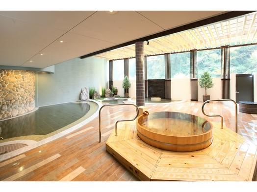【朝食付き】◆三つの大浴場に直行◆気軽に宿泊!夕食なしでお得に温泉三昧プラン