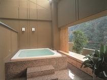 貴賓室露天風呂